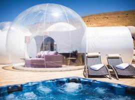 Petra Bubble Luxotel