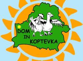 Dom in Koptevka, Koptëvka (Stetski yakınında)