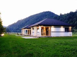 Holiday home Green coast, Bosanska Krupa (Mali Radić yakınında)