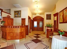 Restaurace a hotel Fortna