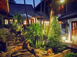 ChiangMai U-Handmade Wooden Private Garden villa