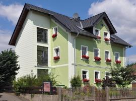 Landhaus Bruckner, Bad Alexandersbad (Wunsiedel yakınında)