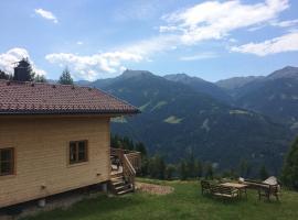 Schnuckelina Hütte, Lobersberg (Rangersdorf yakınında)