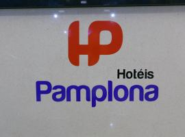 Hotéis Pamplona, Rio do Sul (Blinha yakınında)