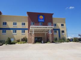 Comfort Inn & Suites Tulsa I-44 West - Rt 66