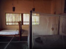 Private room in Shared tropical villa, Las Terrenas (La Iglesia yakınında)