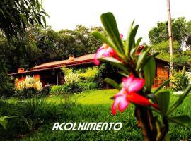 Sitio Vivencia Brasil, Cunha (Lagoinha yakınında)