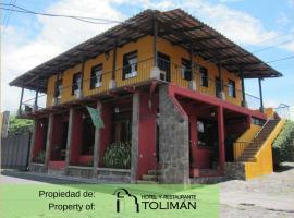 Anexo Toliman, Сан-Лукас-Толиман