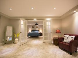 Oakville luxury basement