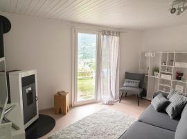 Modern charme studio in Chalet