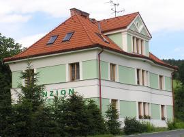 penzion u Fanouše, Sušice (Stará Dlouhá Ves yakınında)