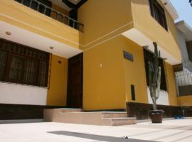 Bed And Breakfast Lima Casa Guadalupe
