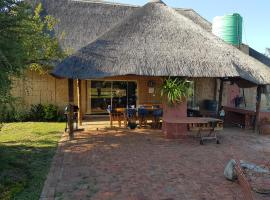 Rus Tevrede Game Lodge, Klipdrift