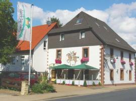 Land-gut-Hotel Räuber Lippoldskrug, Alfeld (Weenzen yakınında)