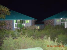 Atse Tewodros Hotel, Debark'