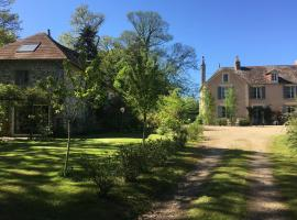 Le Manoir and Le Lodge, Hamars (рядом с городом Оне-сюр-Одон)