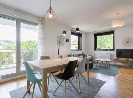 Appartement Lyon Centre Confluence 100 m2 Parking Terrasses