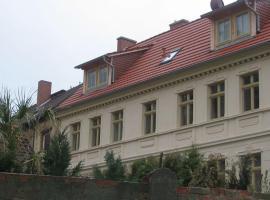 Apartment Gästehaus Gernrode 2, Gernrode - Harz (Rieder yakınında)