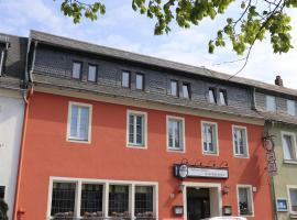 Hotel Zum Waldstein, Weißenstadt