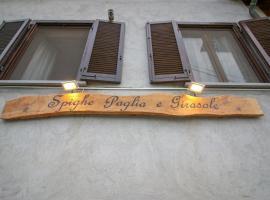 Spighe Paglia e Girasole, Candia Canavese (Villareggia yakınında)