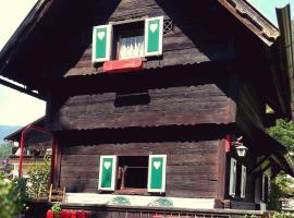 Romantikhütte Patergassen