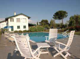 Villa Pinella, Precenicco