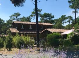 Bois-Océan, Carcans