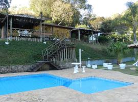 Pousada Cheiro de Mato, Monte Alegre do Sul (Pinhalzinho yakınında)