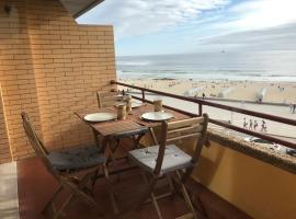 Porto/Matosinhos Apartment: sea & sunseat view