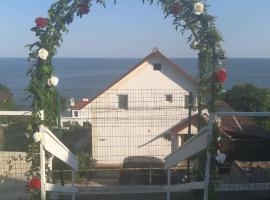 Дача с видом на море в Одессе