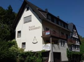 Hotel Pension Winzerhaus