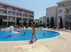 Private Apartment in Nessebar Fort Club