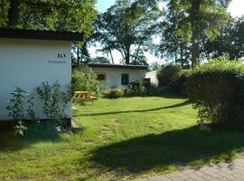 Ferienhaus Brandenburg Havel, Brandenburg an der Havel (Brielow yakınında)
