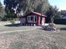 Haus am See, Warnitz (Flieth yakınında)