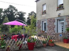 Chez Cathy, Loscouët-sur-Meu (рядом с городом Illifaut)