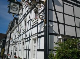 Hotel zur Post, Wermelskirchen (Dabringhausen yakınında)
