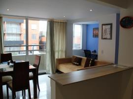 Apartamento Av 68 Excelente ubicacion, Bogotá (Puente Aranda yakınında)