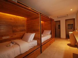 Beds Hostel By Soscomma