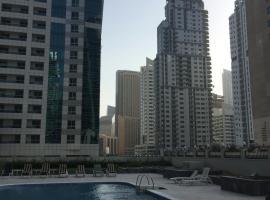 Dubai Marina One Bedroom Style Apartment