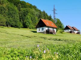 Feriendorf Green Valley 100S, Stárkov (Maršov nad Metují yakınında)