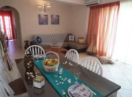 Modern apartment in Rethymno, Ретимно (рядом с городом Perivólia)