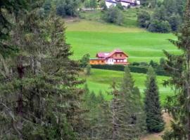 Ferienhaus Gstoderblick, Seebach (Allgaueck yakınında)