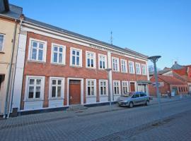 Østergade 43A, 1. sal th., Rødby (Bursø yakınında)