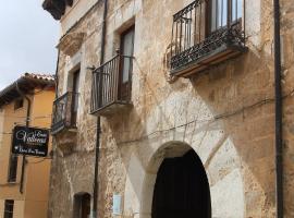 Hotel Fray Tomás, Berlanga de Duero (рядом с городом Velamazán)