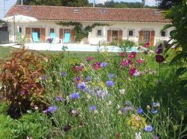 La Vieille Gorce Gites & Chambres d'Hotes, Asnois (рядом с городом Loume)