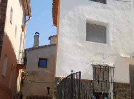 Casa de la Abuela, Вивер (рядом с городом Херика)