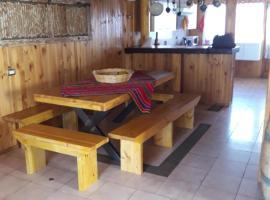 Casa Marrón, Limache (Quebrada Escobares yakınında)