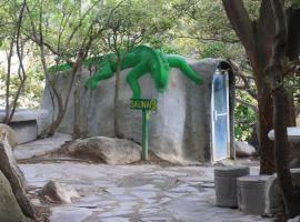 Las Hornillas tours, Giganta (Guayabos yakınında)
