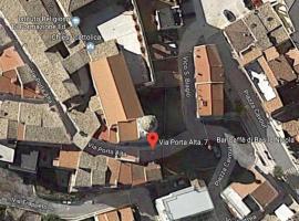 Casa vacanze Porta Alta, Pietra Montecorvino (Motta Montecorvino yakınında)