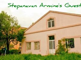 Armine's guesthouse, Step'anavan (Garrgarr yakınında)